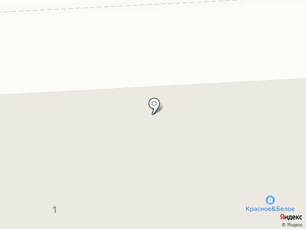 Кассовый пункт на карте Звездного