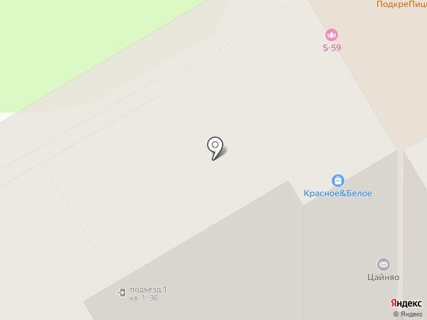 Шарм на карте Перми
