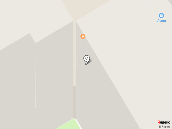 Арина на карте Перми