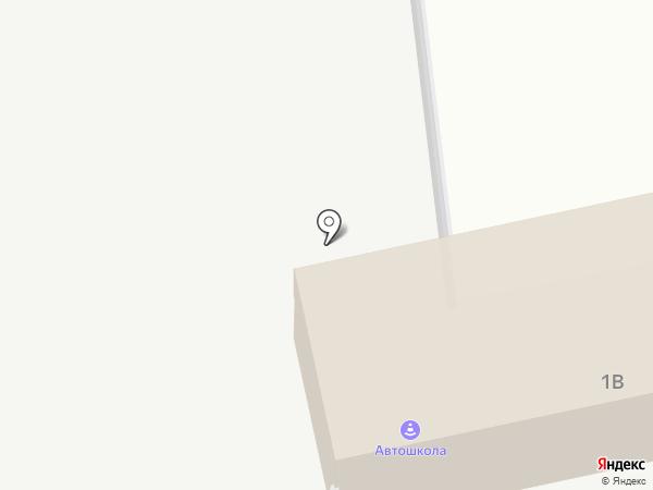 Автошкола на ул. Ленина на карте Звездного