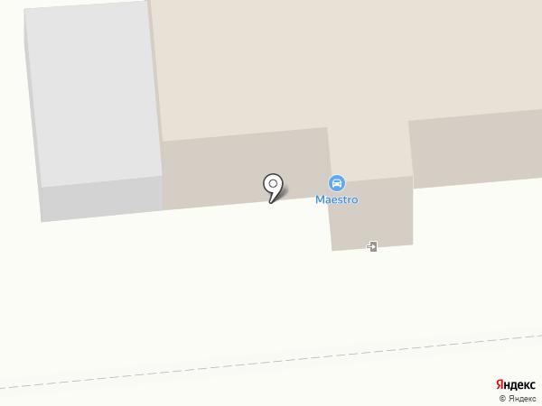 Братья Рим на карте Перми