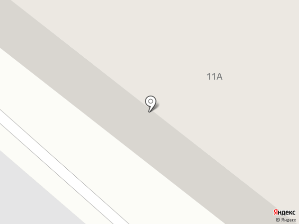 Ля Пицца на карте Перми