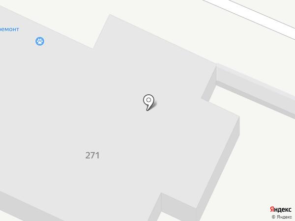 Автосклад на карте Перми