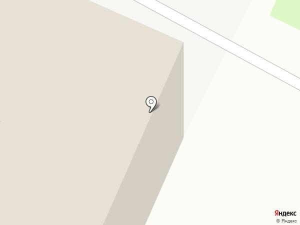 Наша фабрика на карте Перми