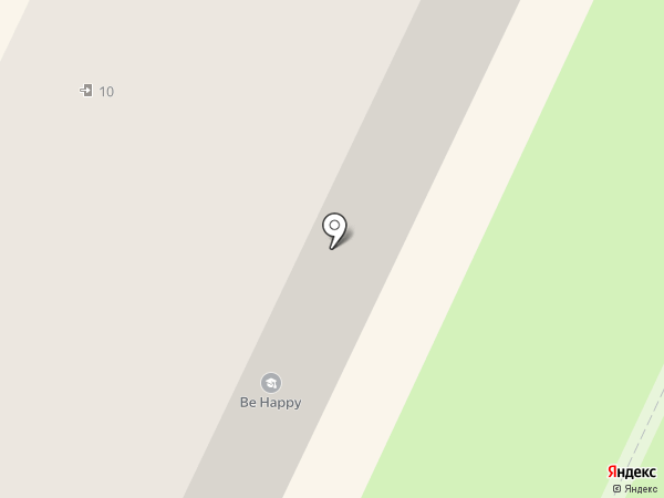 Диалог на карте Перми