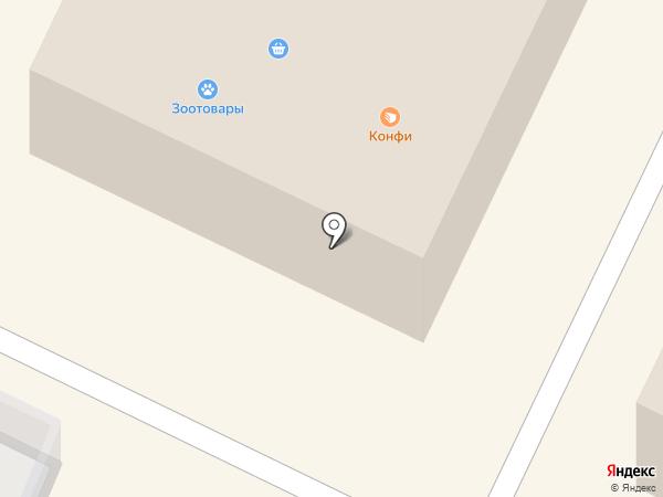 Майский свинокомплекс на карте Перми
