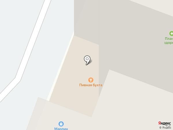 Пивная бухта на карте Перми