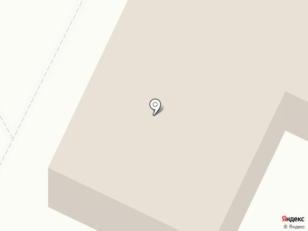 Кедр на карте Перми