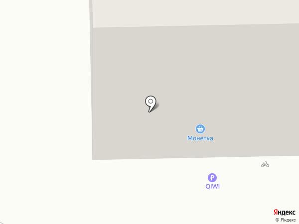 Развитие, ГК на карте Перми