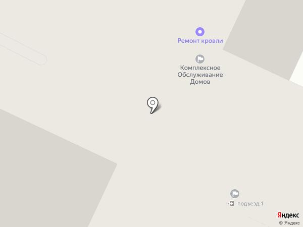 Весна на карте Перми