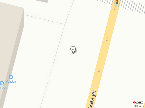 Любимая дача на карте Перми