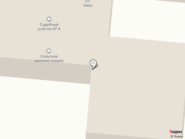 Библиотека Бершетского сельского поселения на карте Бершетя
