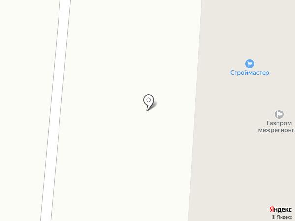 Салон-магазин товаров для праздника на карте Бершетя