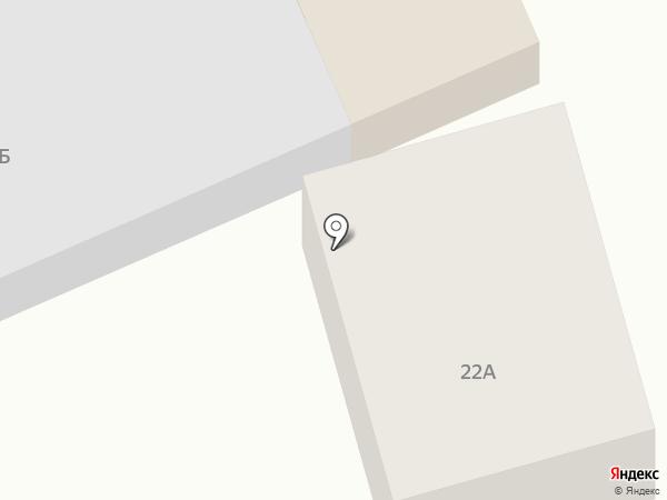 Торсел на карте Мулянки