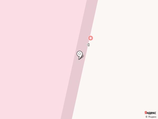 Медсанчасть №6 на карте Перми