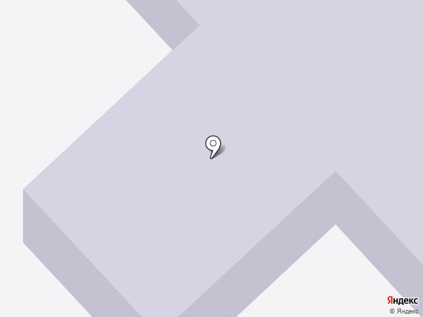 Детский сад №378 на карте Перми