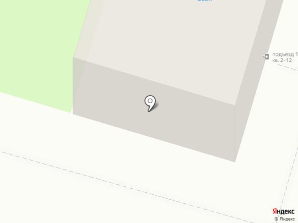 Магазин домашней выпечки на карте Перми