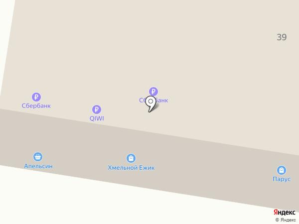 Для милых дам на карте Перми