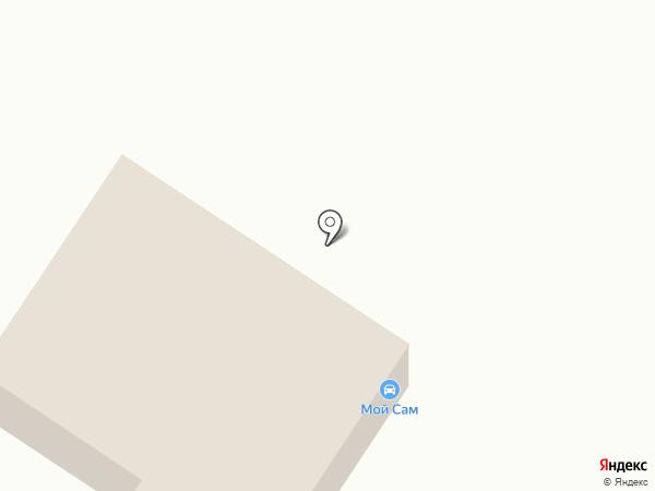 Аквариум на карте Перми