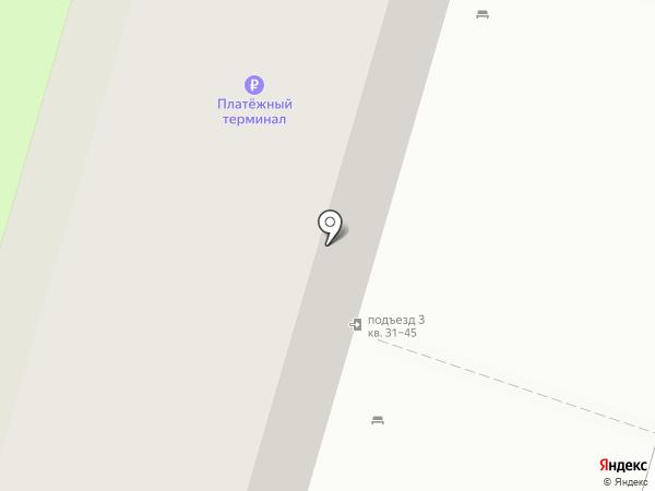 Общественный центр Орджоникидзевского района на карте Перми