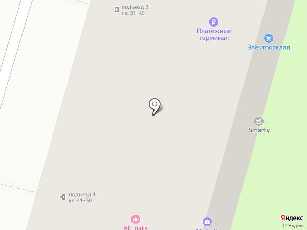 H`Style на карте Перми