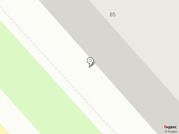 Пермфармация на карте Перми