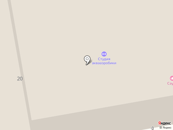 Сауна на карте Перми