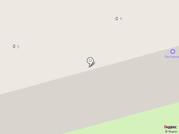 Маки на карте Перми