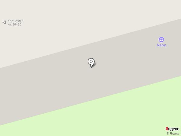 СпециалисТ на карте Перми