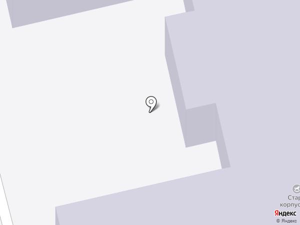 Детский сад №49 на карте Перми