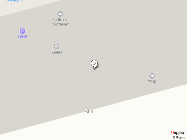 Naida на карте Перми