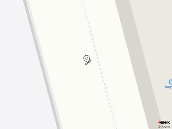 Пескарь на карте Перми