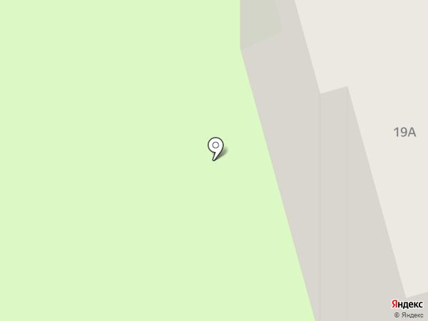 Ателье на карте Перми