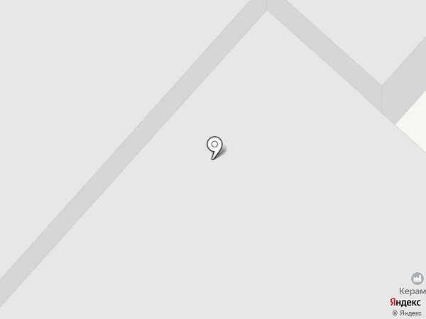 Киселев П.А. на карте Перми