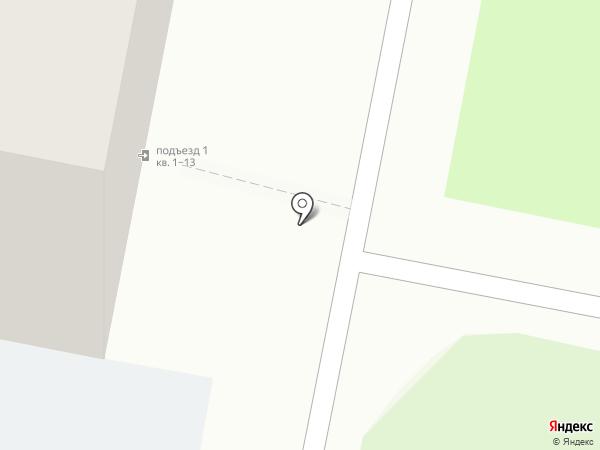 РИК-Сервис на карте Перми