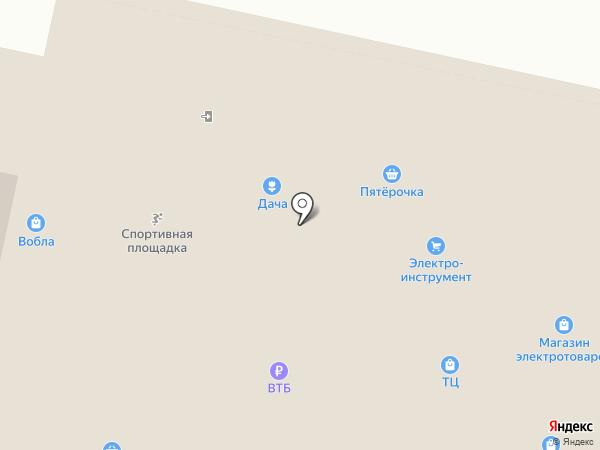 У дяди Саши на карте Перми