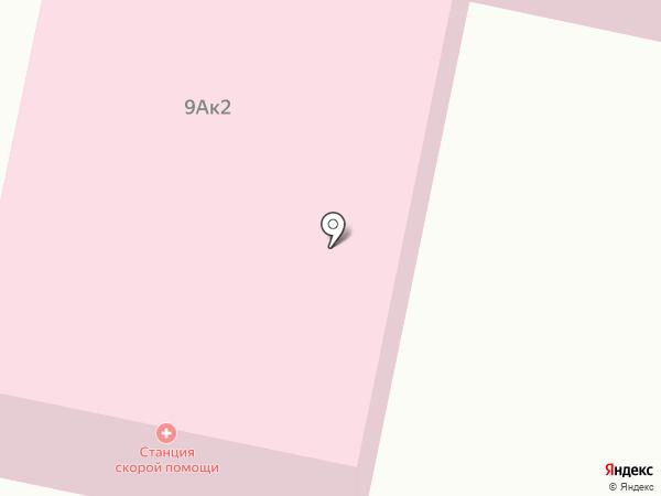 Аптечный пункт на карте Перми