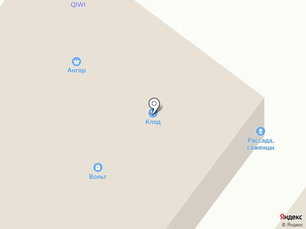СЕВАРА на карте Перми