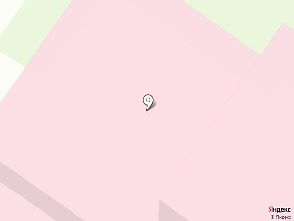 Детская поликлиника №2 на карте Березников