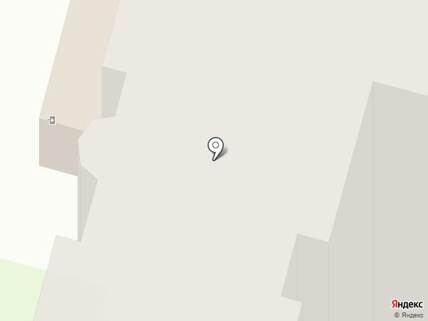 Лион на карте Березников