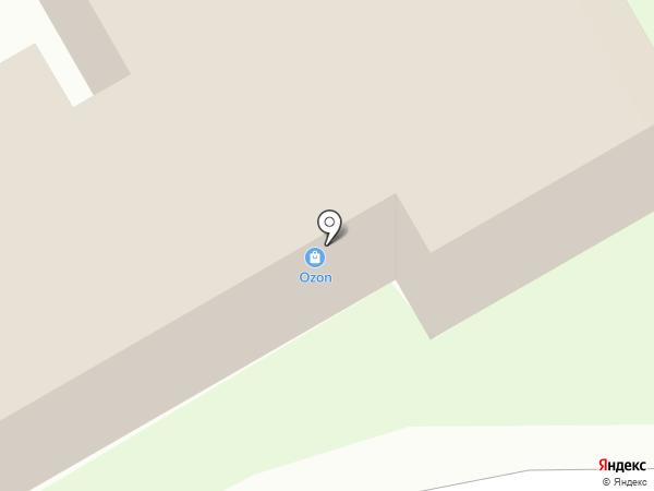 ЗАГС Усольского муниципального района на карте Усолья