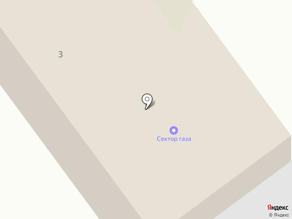 Тазмер-С на карте Березников