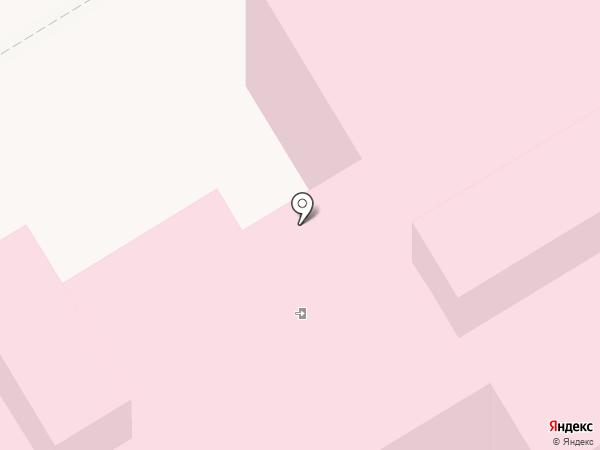 Поликлиника №2 на станции Березники на карте Березников