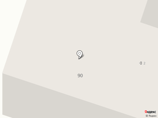 Межмуниципальный отдел по Березниковскому, Усольскому районам на карте Березников