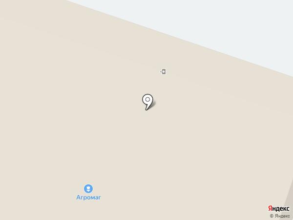 Агромаг на карте Березников