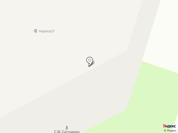 Копейка на карте Березников