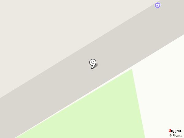 Сударыня на карте Березников