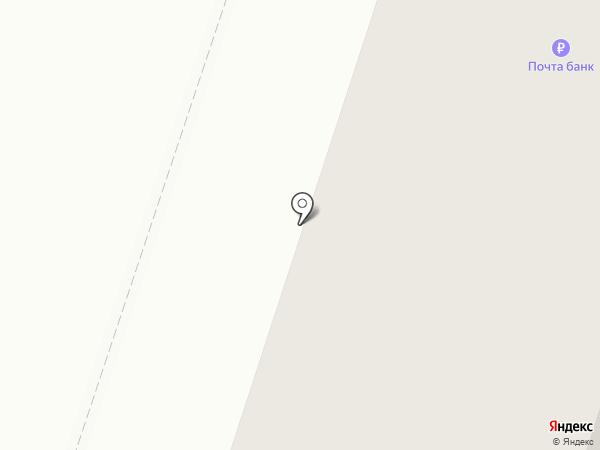 Незабудка на карте Березников