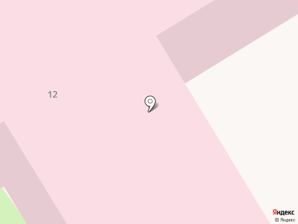 Столовая на карте Березников