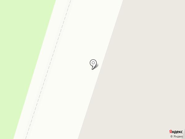 Сильвинит на карте Березников